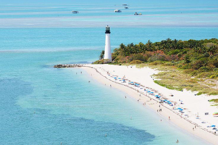 Melhores praias de Miami Beach