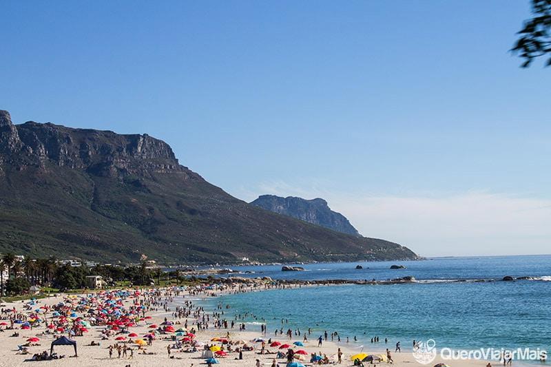 Melhores praias de Cape Town