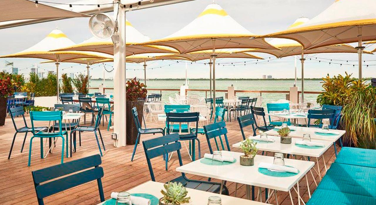the lido bayside grill