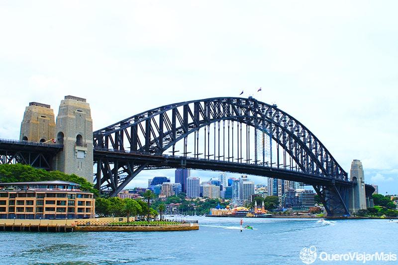 Pontos turísticos de Sydney