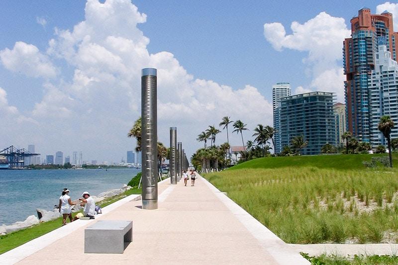Praias para conhecer em Miami