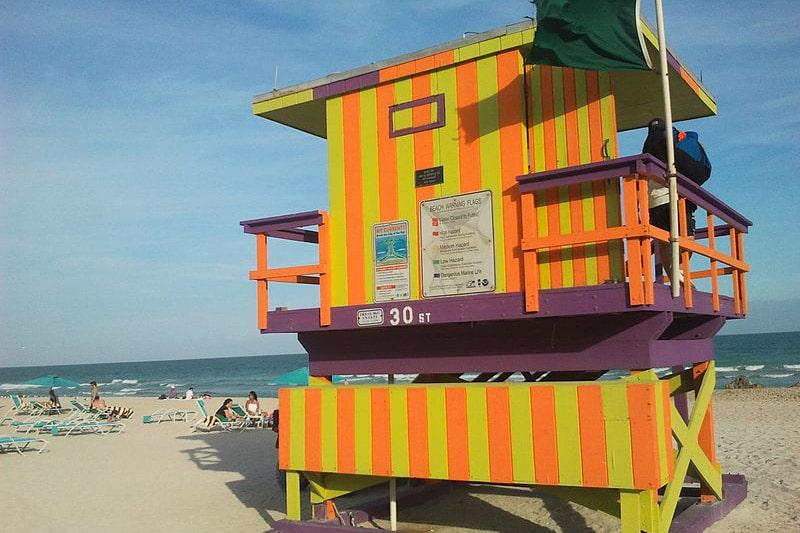 Praias de Miami Beach