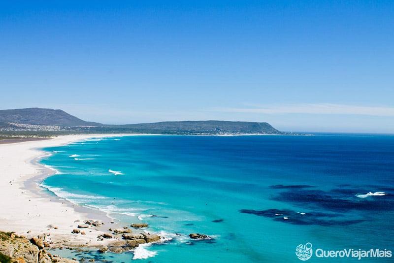 Praias mais bonitas de Cape Town