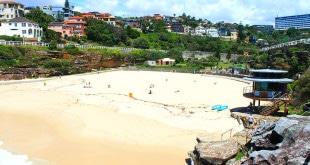 Mapa das melhores e mais famosas praias de Sydney