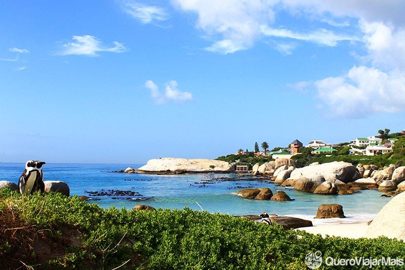 Principais praias de Cape Town