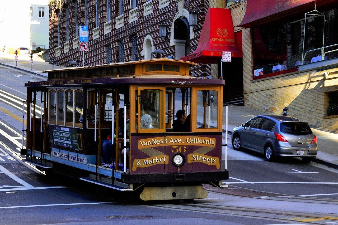 cable car california