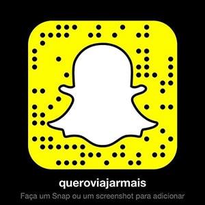 Snapchat de Viagens