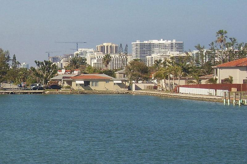 Surfside em Miami Beach