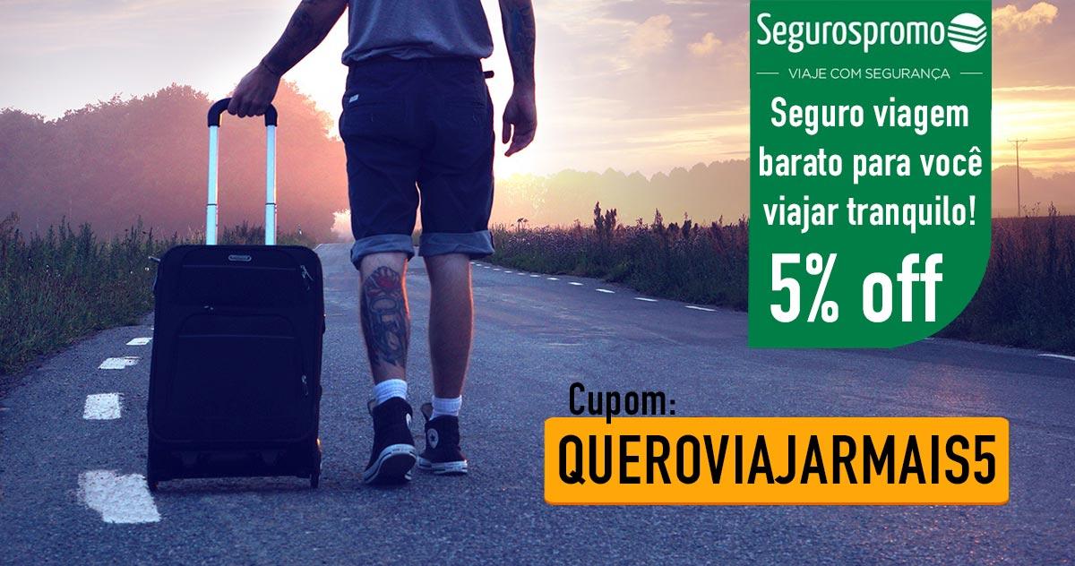 Cotação do seguro viagem para América do Sul