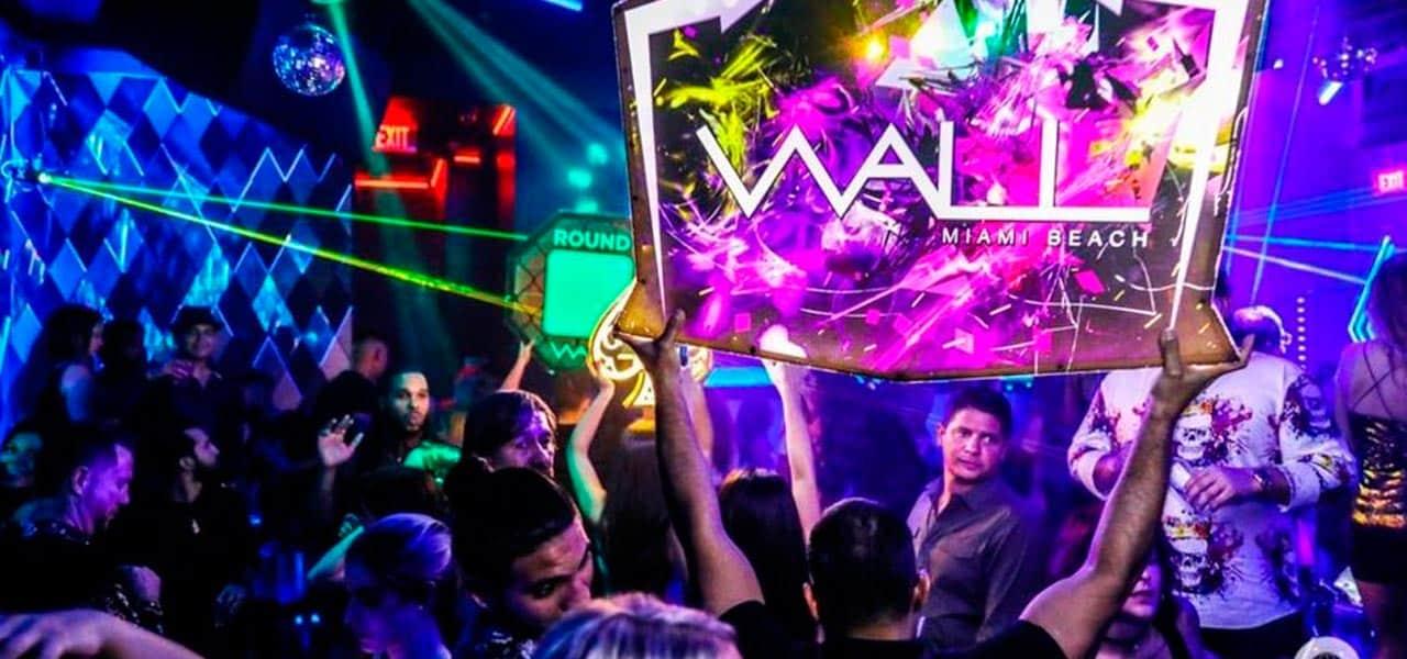 wall club florida