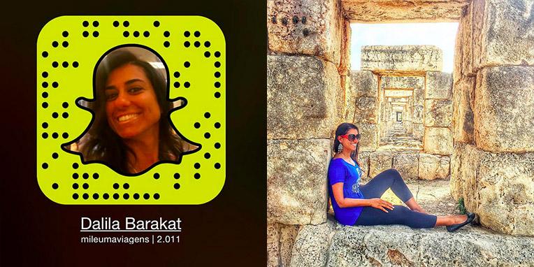 Snapchat de Turismo