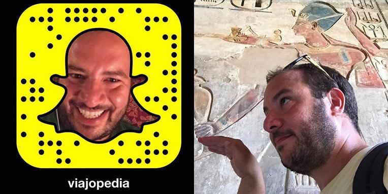 Snapchats de Viagem