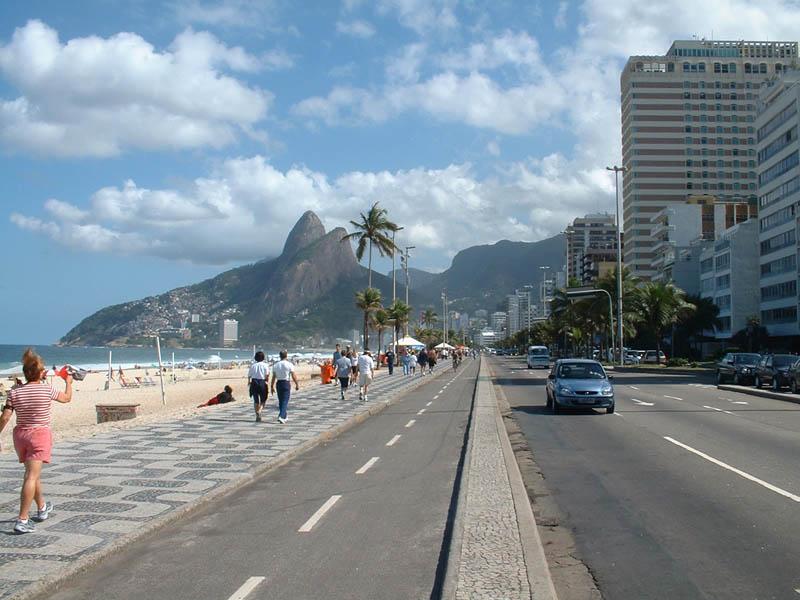 Atrações gratuitas e pagas no Rio de Janeiro