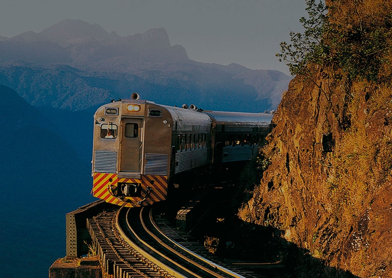 Preço do ticket de trem de Curitiba para Morretes