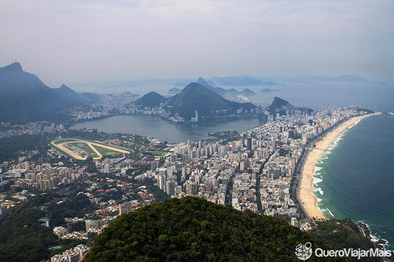 Fotos das atrações do Rio de Janeiro