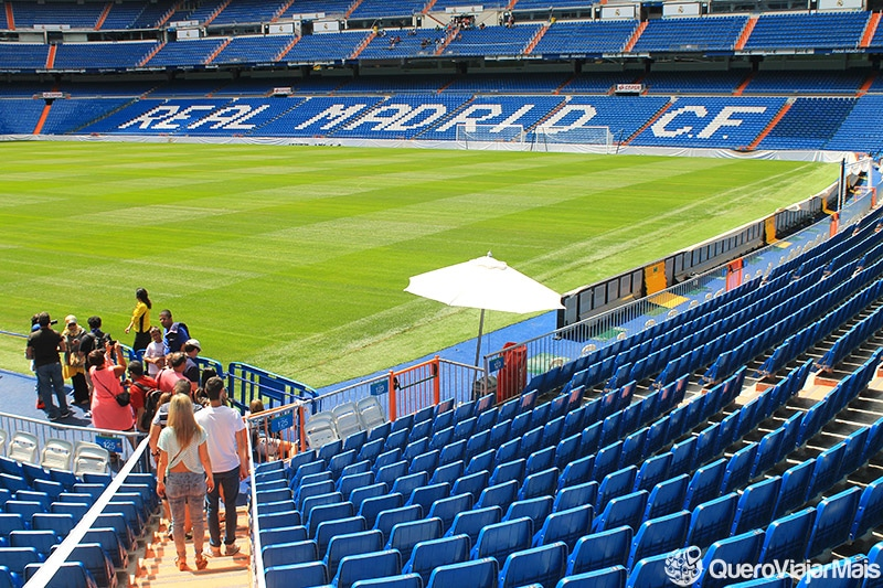 Fotos dos pontos turísticos de Madrid