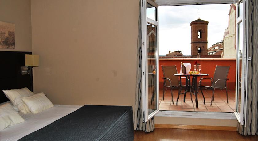 Hotéis baratos em Madrid