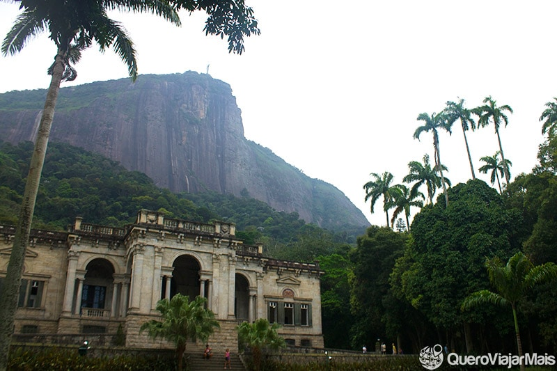 Lugares turísticos no Rio de Janeiro