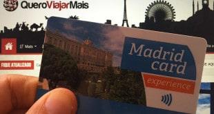 Comprar o Madrid Card vale a pena?