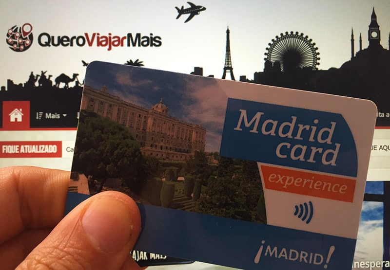 Madrid Card vale a pena?