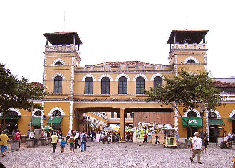 Mercado Central florianópolis