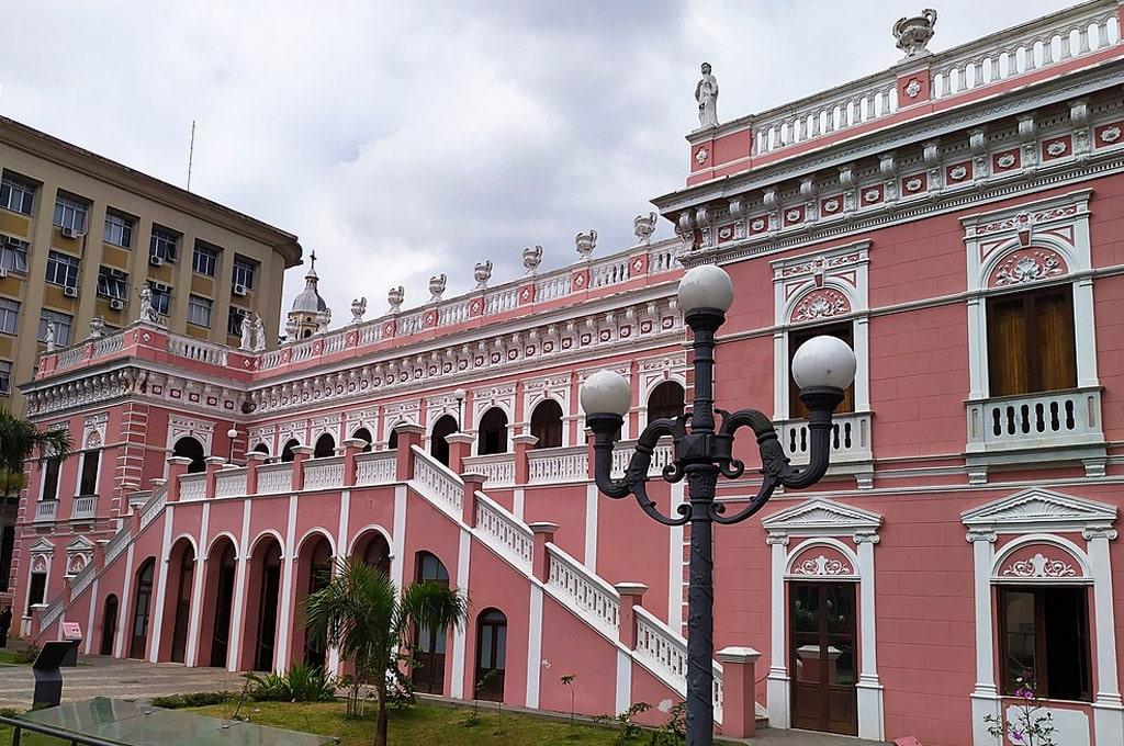 Palácio Souza e Cruz Florianópolis