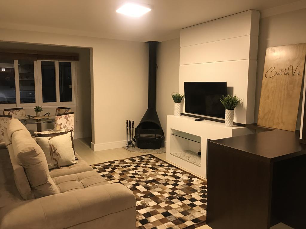 hospedagem canela apartamento