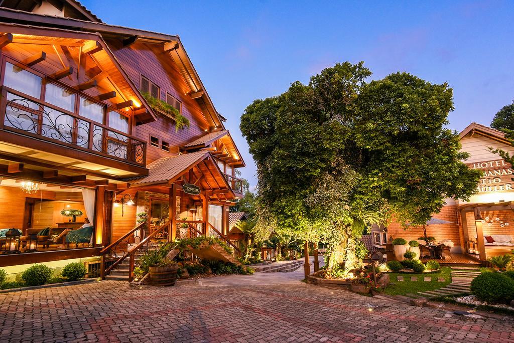Hotéis mais procurados em Gramado