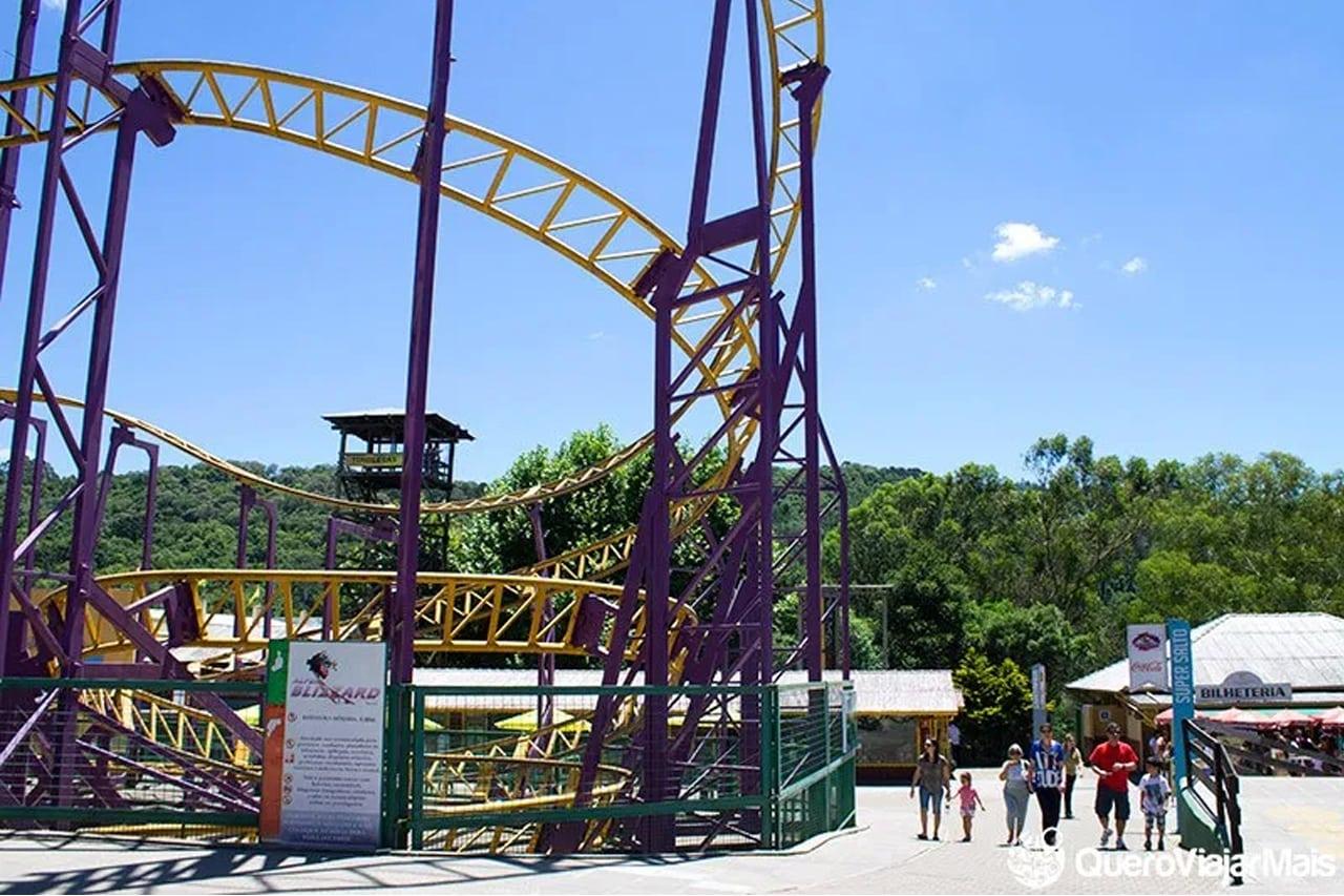 Atrações turísticas de Canela