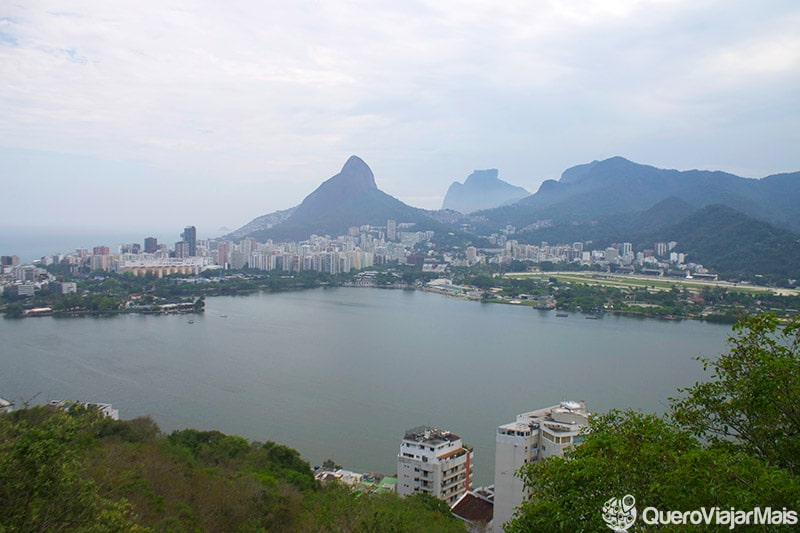 Pontos de interesse no Rio de Janeiro
