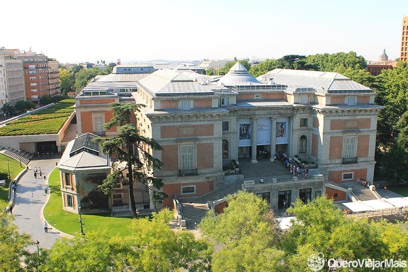 Pontos turísticos imperdíveis de Madrid