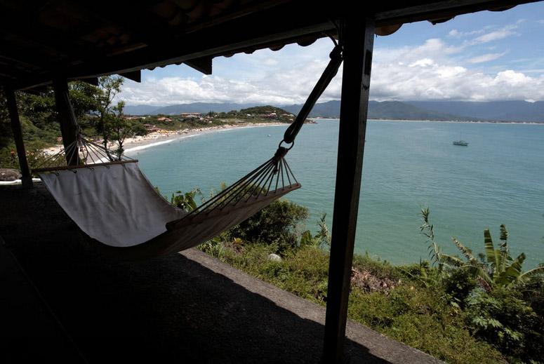 Pousadas na Praia da Pinheira