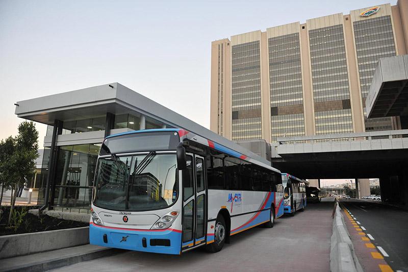 Transporte público em Cape Town