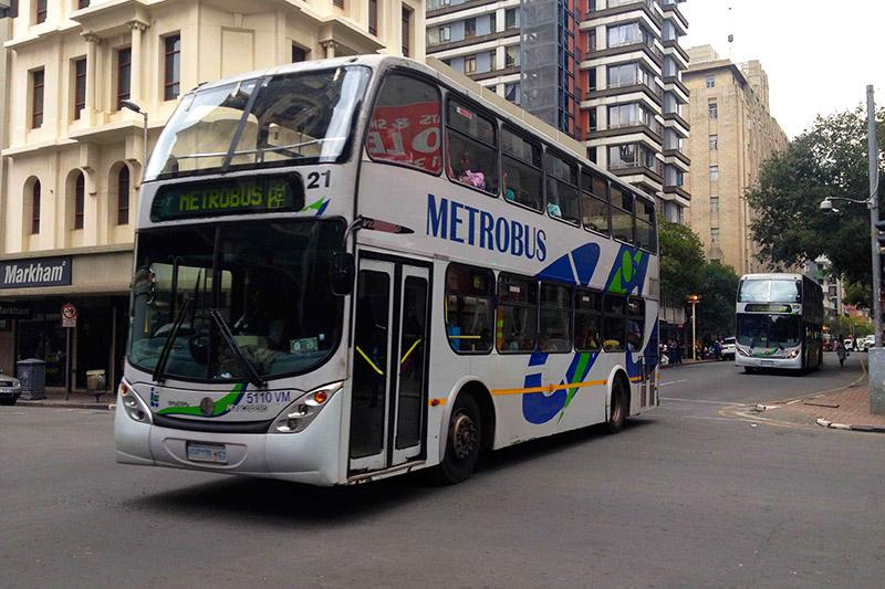Transporte público em Joanesburgo