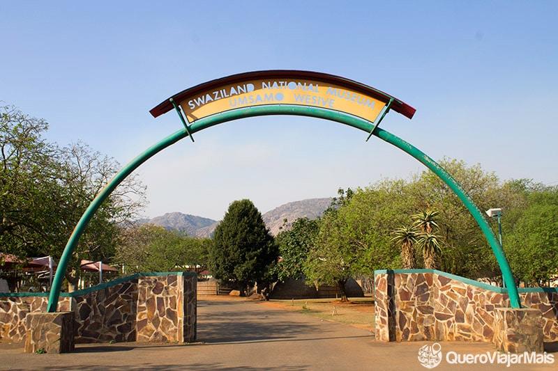 Viagem na Suazilândia