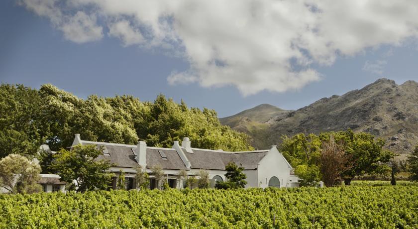 Vinícolas nos arredores de Cape Town