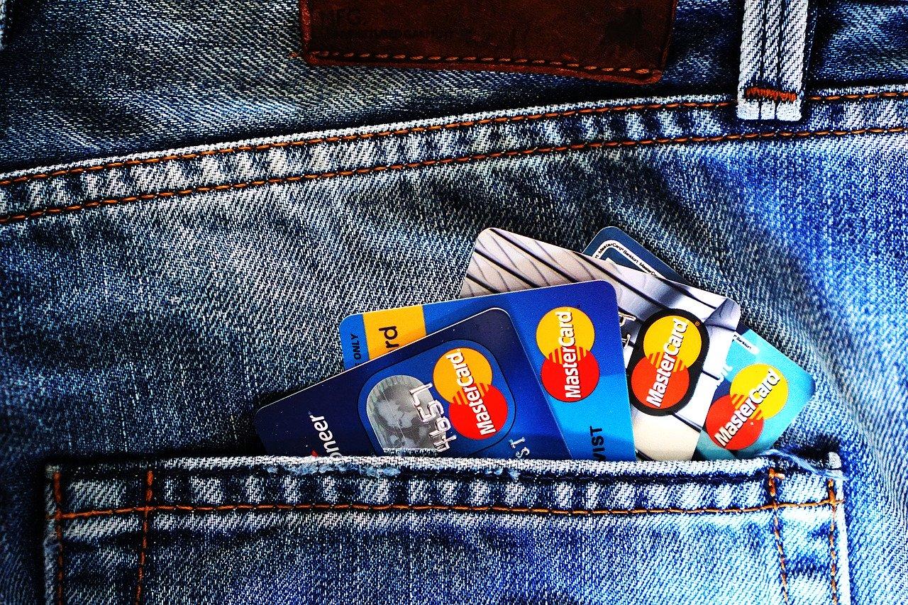 cartão de crédito pontos