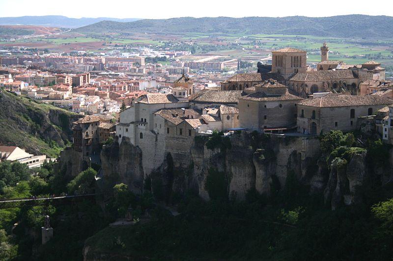 Cidades medievais da espanha