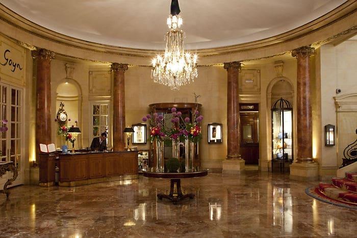 Hotéis de luxo em Madrid