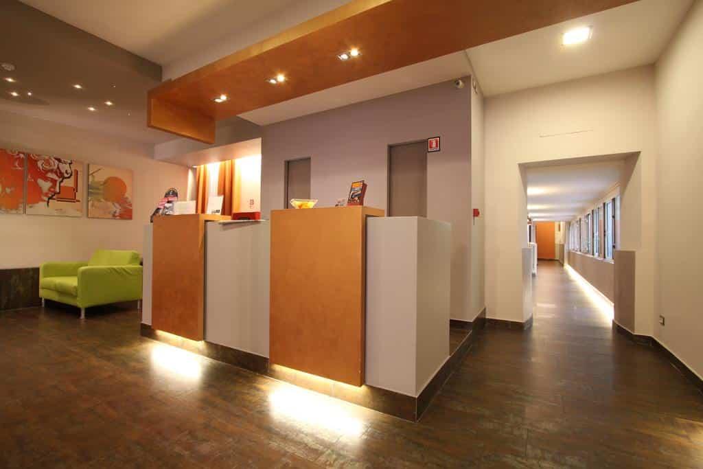 hotel econômico em Roma