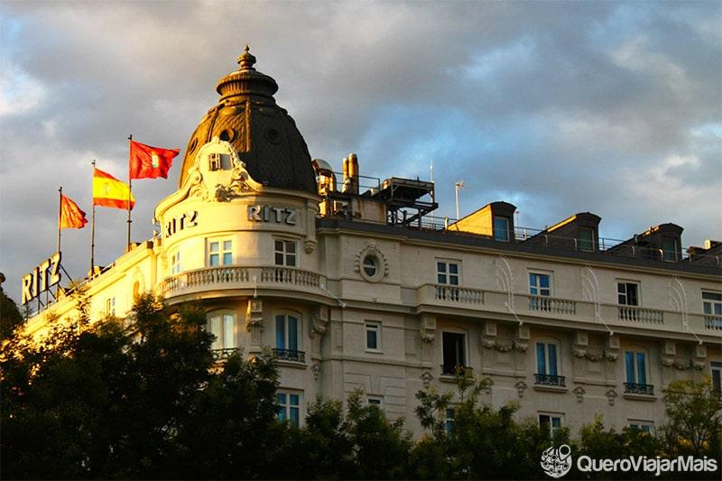 Hotel Ritz - Madrid