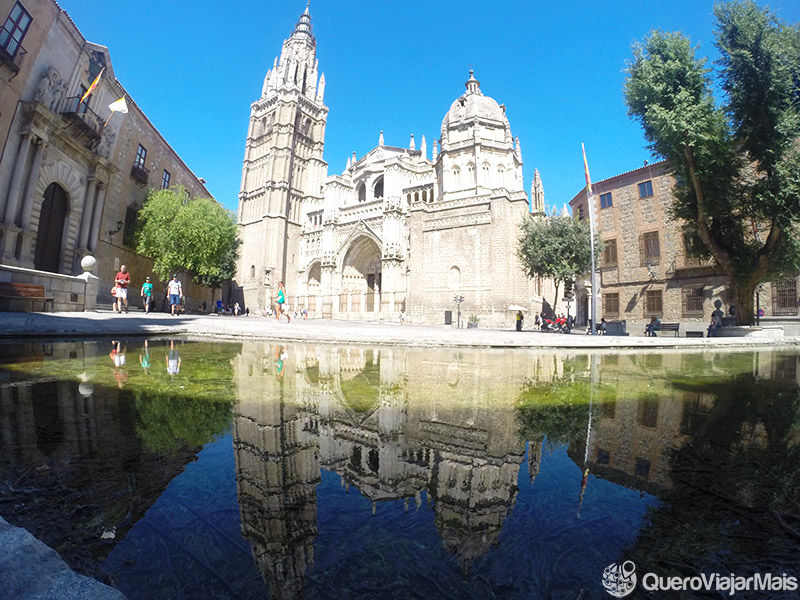 Pontos de interesse em Toledo