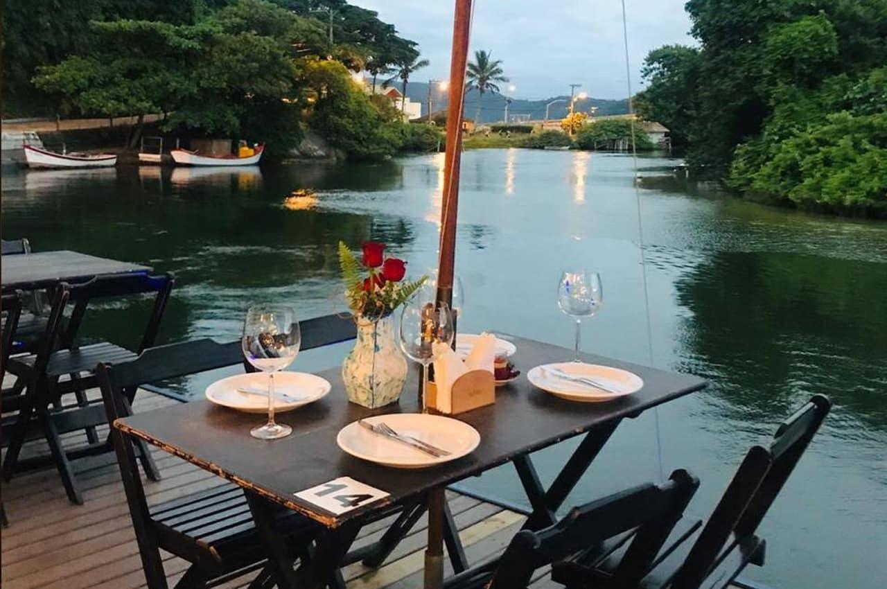 restaurante o timoneiro Florianópolis