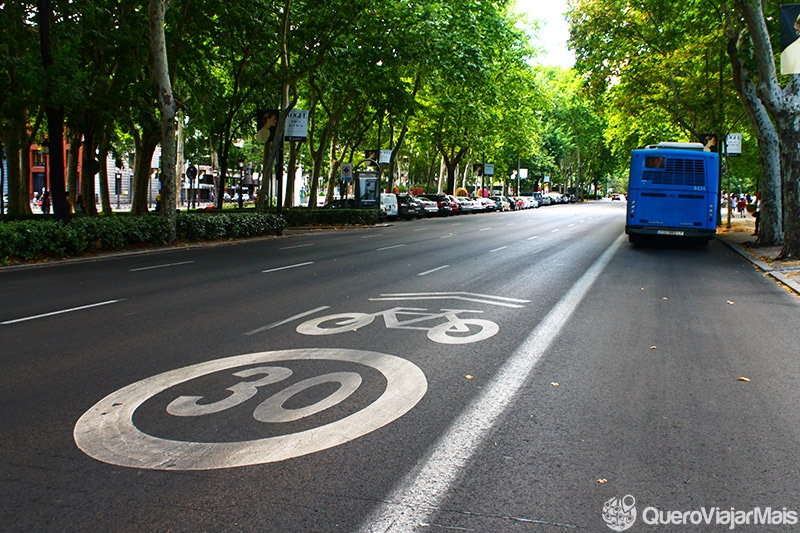 Transporte em Madrid