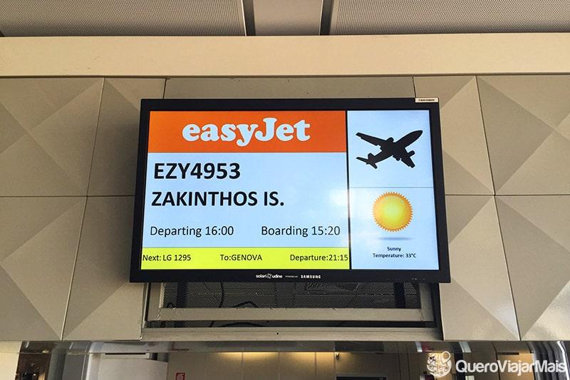 Como ir para Zakynthos