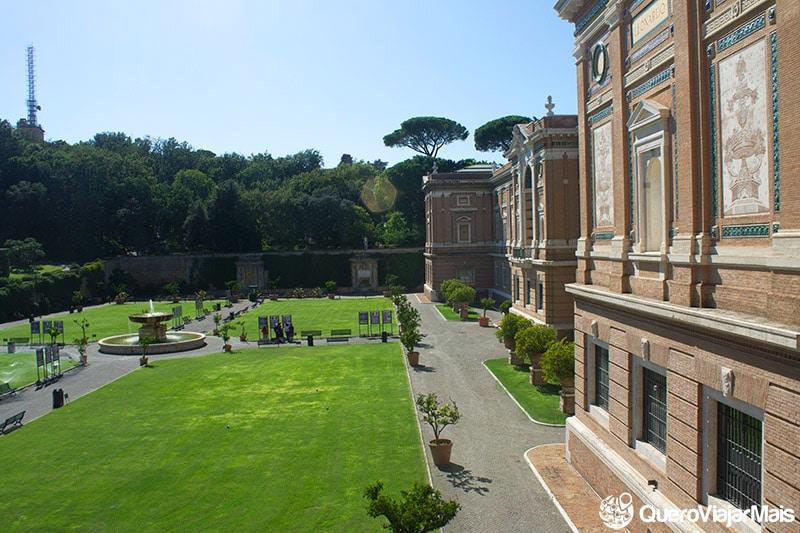História dos pontos turísticos de Roma