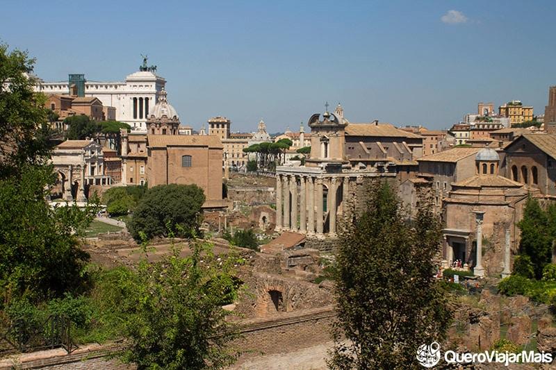 Dicas dos pontos turísticos de Roma