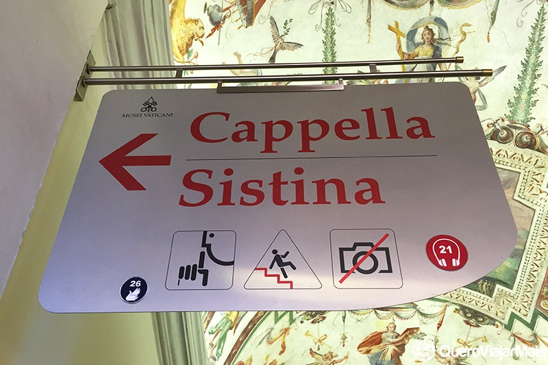 Onde se localiza a Capela de Sistina?