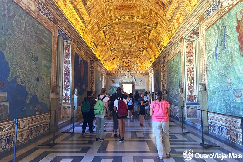 Roteiro de 4 dias em Roma