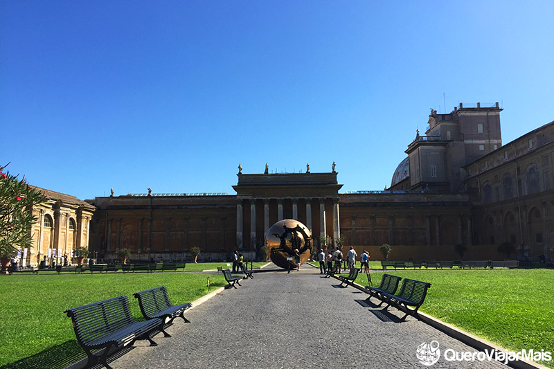 tours no Vaticano